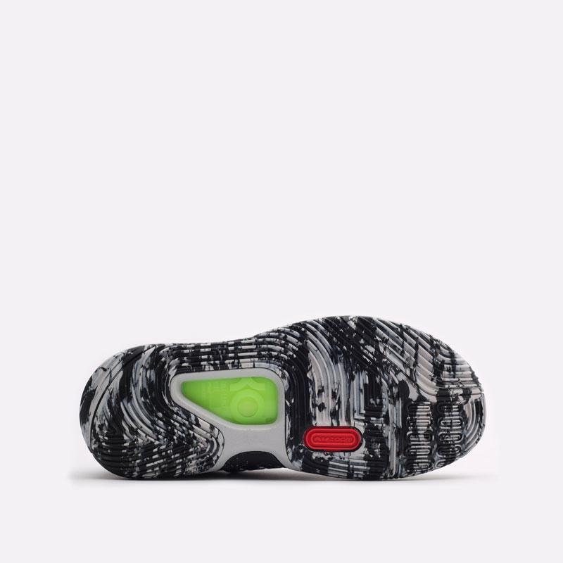 черные баскетбольные кроссовки Nike KD14 CW3935-005 - цена, описание, фото 5