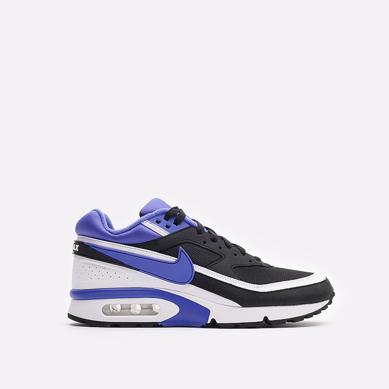 мужские черные кроссовки Nike Air Max BW OG DJ6124-001 - цена, описание, фото 1
