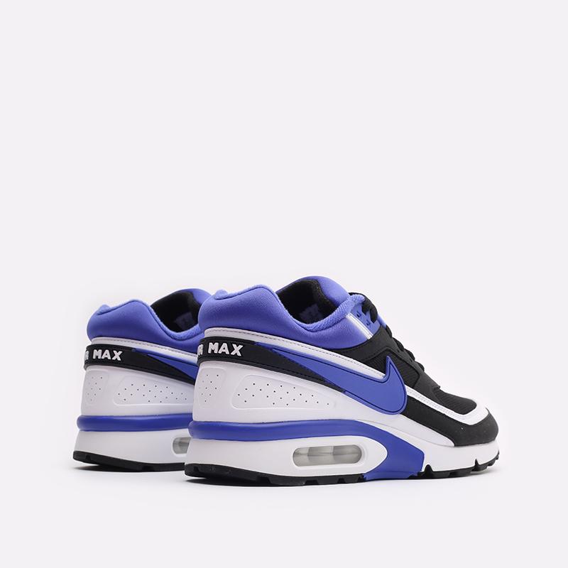 мужские черные кроссовки Nike Air Max BW OG DJ6124-001 - цена, описание, фото 3