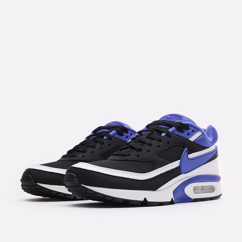 мужские черные кроссовки Nike Air Max BW OG DJ6124-001 - цена, описание, фото 4