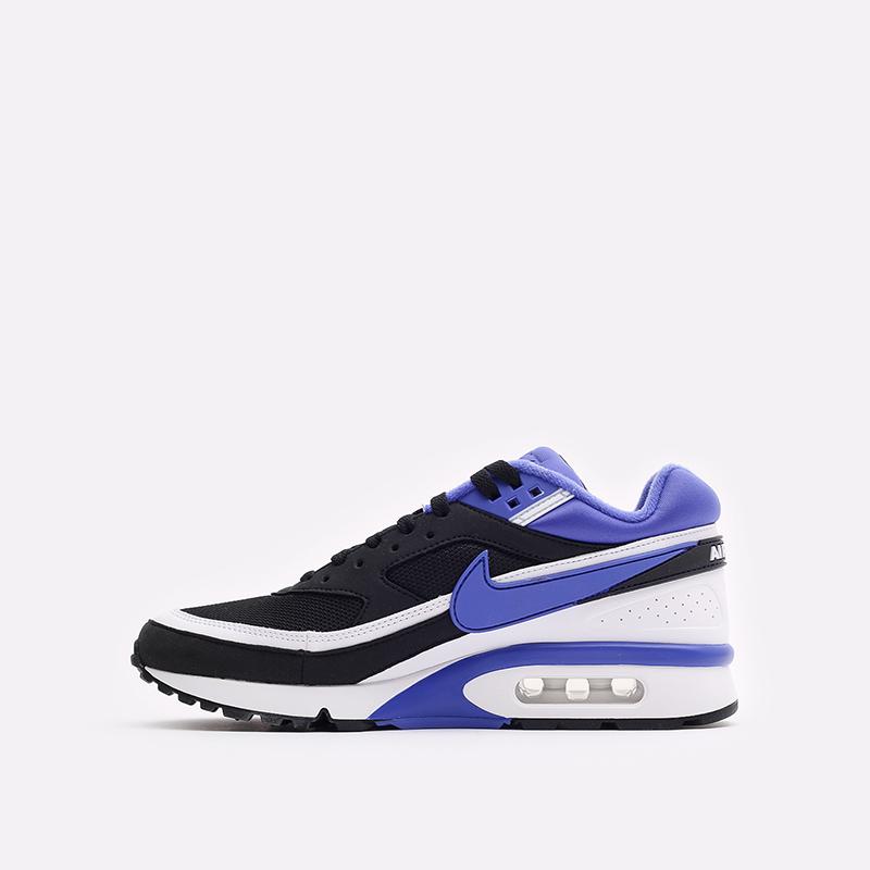 мужские черные кроссовки Nike Air Max BW OG DJ6124-001 - цена, описание, фото 2