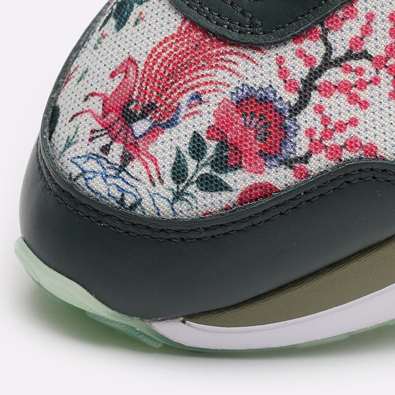 женские зеленые кроссовки PUMA Cruise Rider NU x Liberty 38210701 - цена, описание, фото 8