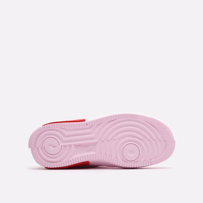 женские розовые кроссовки Nike WMNS Air Force 1 Fontanka DA7024-600 - цена, описание, фото 5
