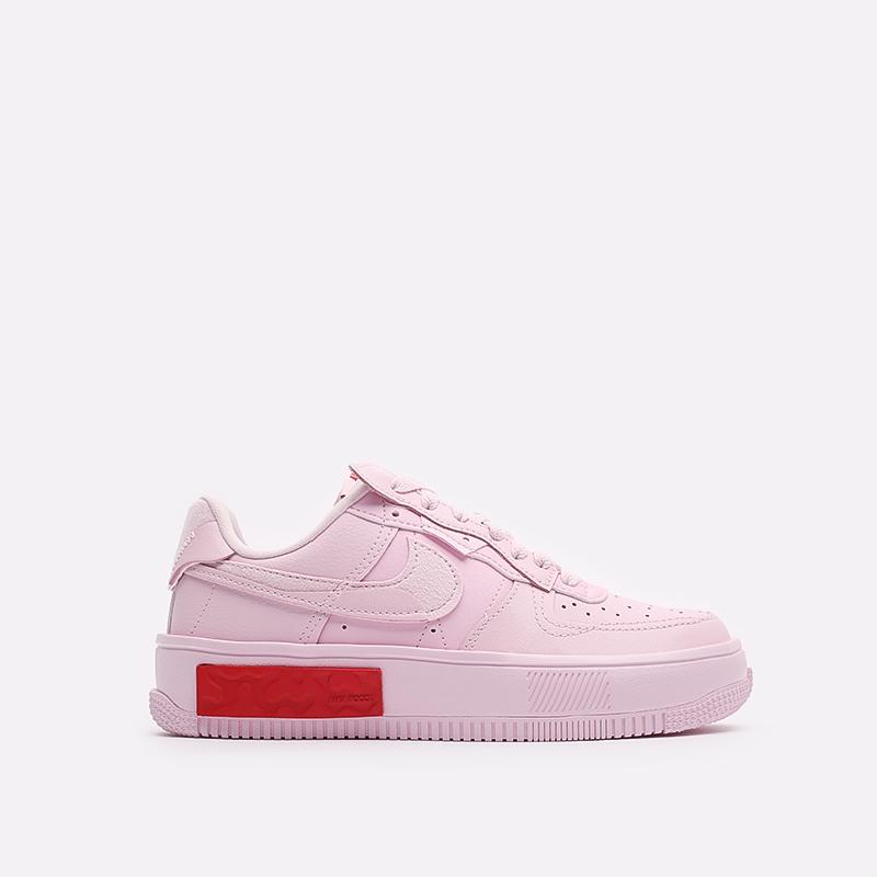 женские розовые кроссовки Nike WMNS Air Force 1 Fontanka DA7024-600 - цена, описание, фото 1