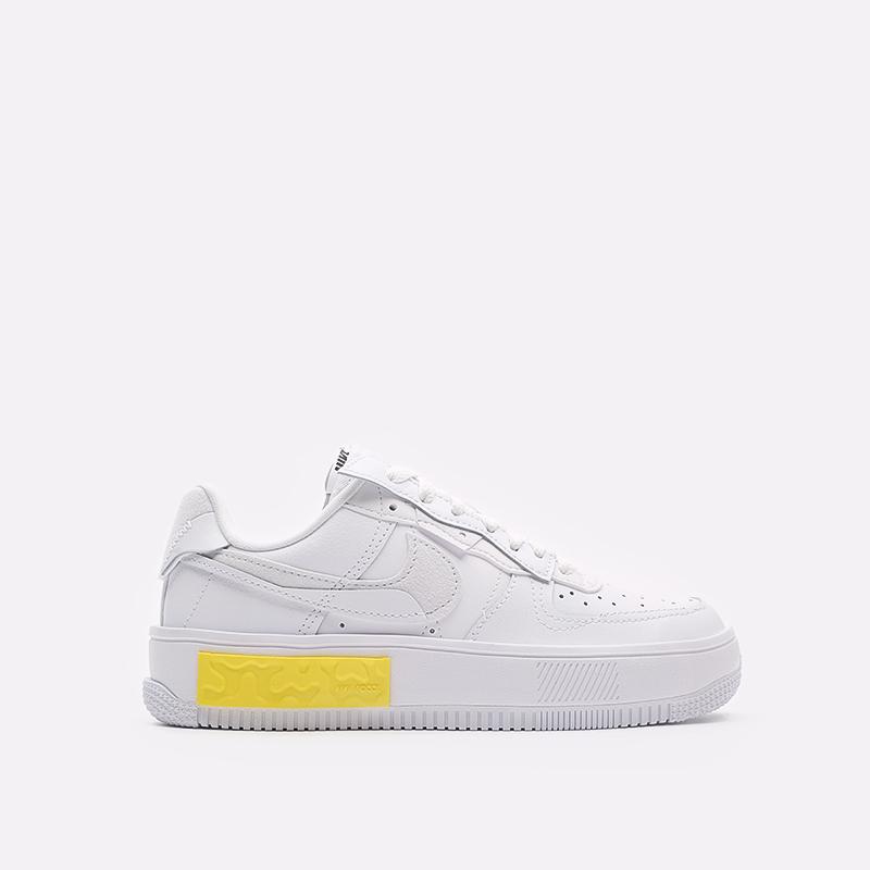 женские белые кроссовки Nike WMNS Air Force 1 Fontanka DA7024-101 - цена, описание, фото 1