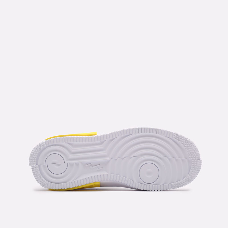 женские белые кроссовки Nike WMNS Air Force 1 Fontanka DA7024-101 - цена, описание, фото 5