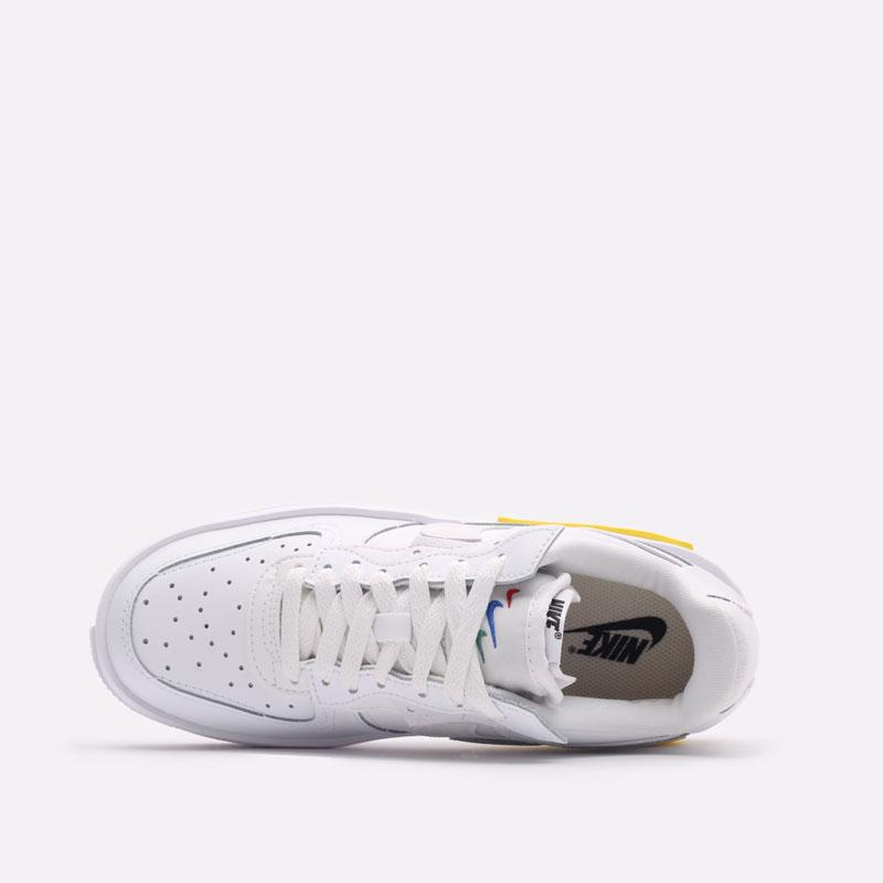 женские белые кроссовки Nike WMNS Air Force 1 Fontanka DA7024-101 - цена, описание, фото 6