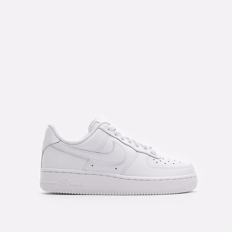 женские белые кроссовки Nike WMNS Air Force 1 '07 DD8959-100 - цена, описание, фото 1