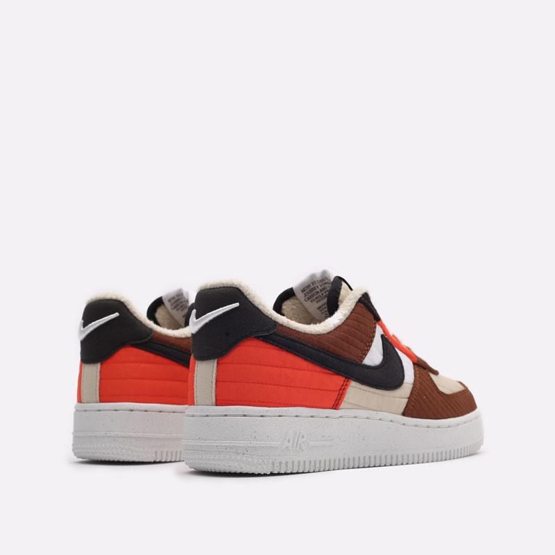 женские бежевые кроссовки Nike WMNS Air Force 1 '07 LXX NN DH0775-200 - цена, описание, фото 3