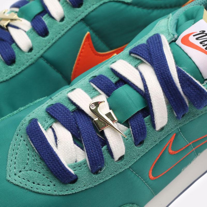 мужские зеленые кроссовки Nike Waffle Trainer 2 DH4390-300 - цена, описание, фото 7