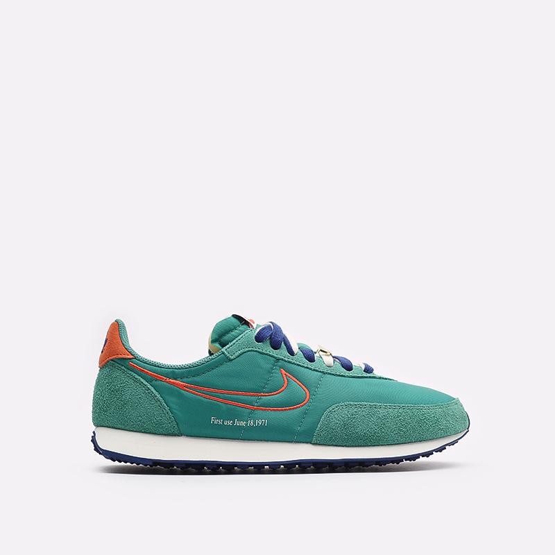 мужские зеленые кроссовки Nike Waffle Trainer 2 DH4390-300 - цена, описание, фото 1