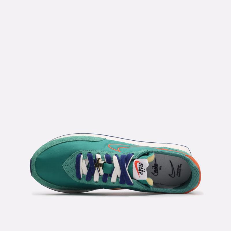 мужские зеленые кроссовки Nike Waffle Trainer 2 DH4390-300 - цена, описание, фото 6