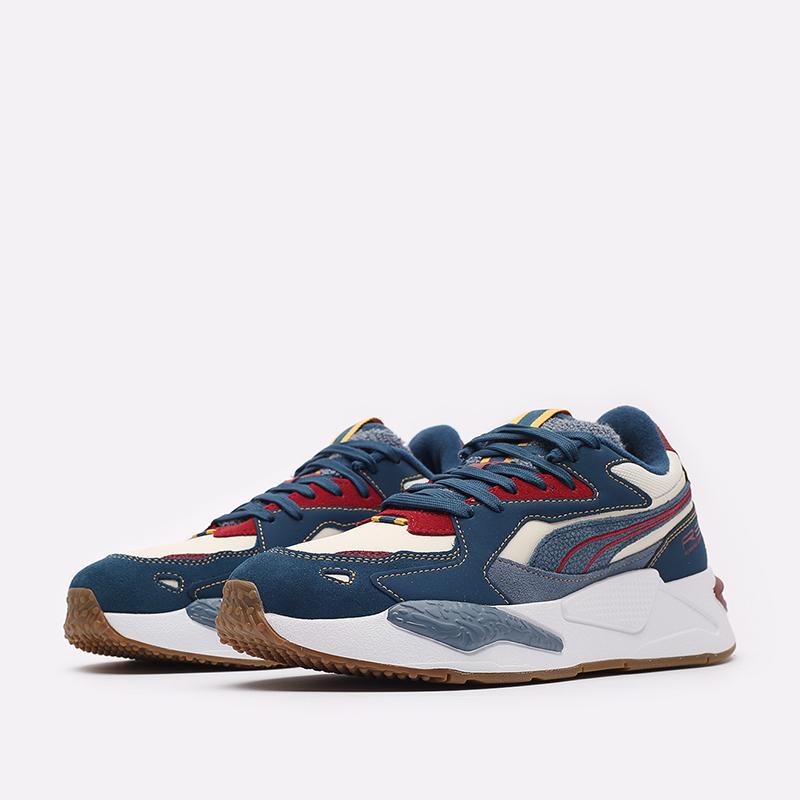 мужские синие кроссовки PUMA RS-Z P. Uni 38164401 - цена, описание, фото 4