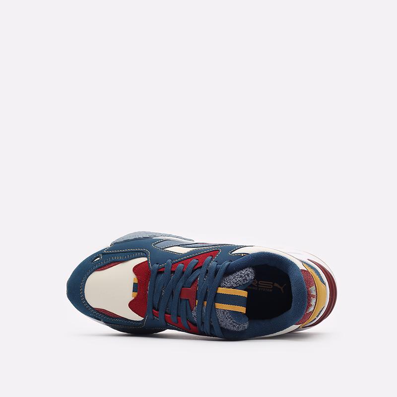 мужские синие кроссовки PUMA RS-Z P. Uni 38164401 - цена, описание, фото 6