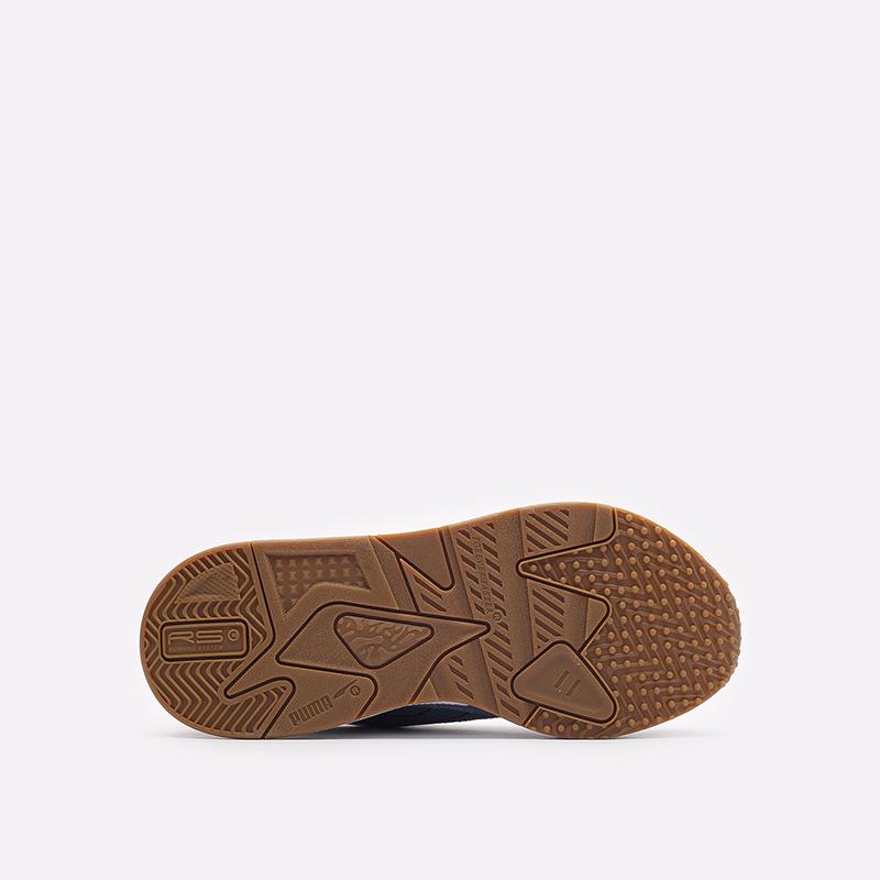 мужские синие кроссовки PUMA RS-Z P. Uni 38164401 - цена, описание, фото 5