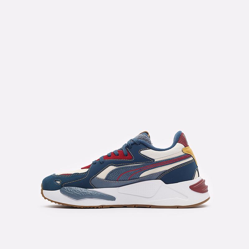 мужские синие кроссовки PUMA RS-Z P. Uni 38164401 - цена, описание, фото 2