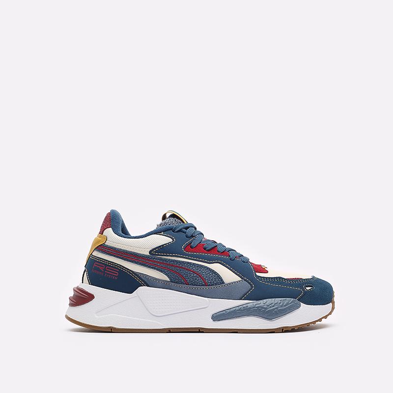 мужские синие кроссовки PUMA RS-Z P. Uni 38164401 - цена, описание, фото 1