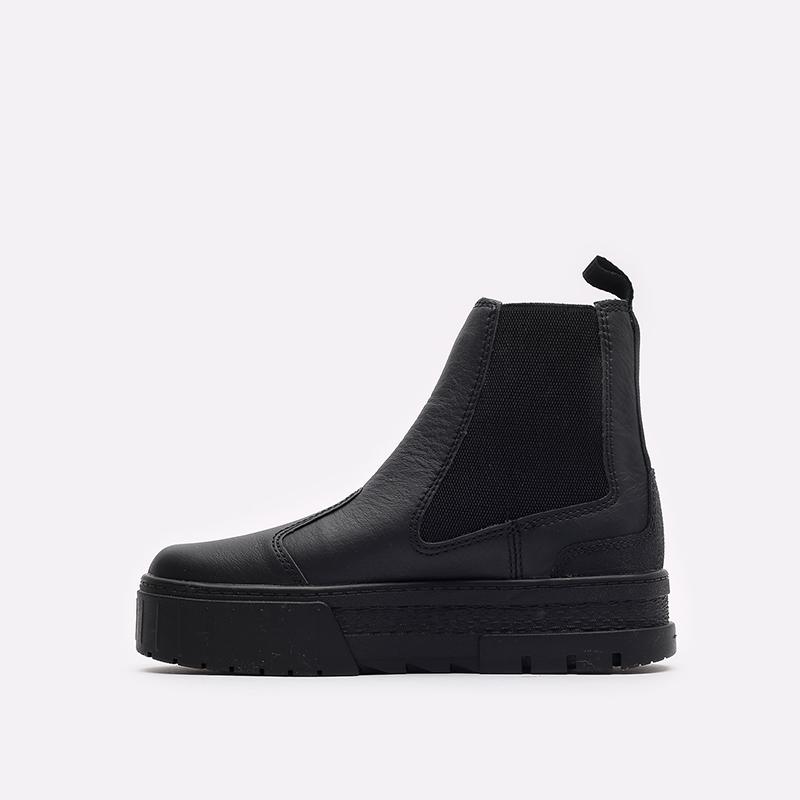 женские черные ботинки PUMA Mayze Chelsea Infuse Wn's 38165101 - цена, описание, фото 2