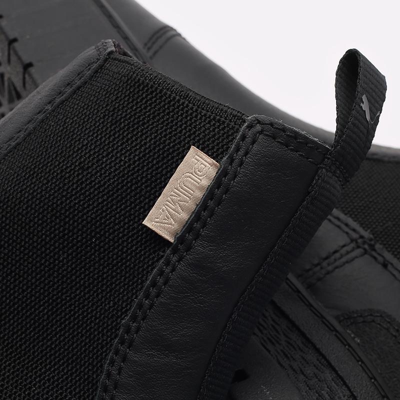женские черные ботинки PUMA Mayze Chelsea Infuse Wn's 38165101 - цена, описание, фото 5