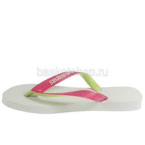 белые, розовые, зеленые  сланцы top mix 4115549-0001 - цена, описание, фото 2