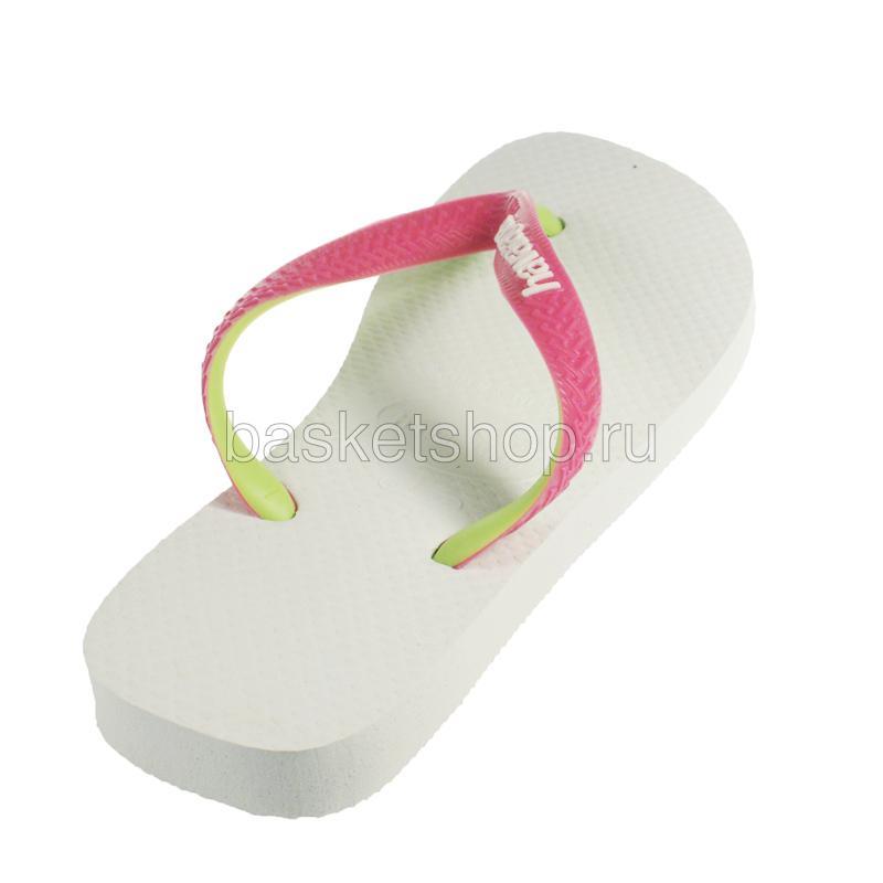 белые, розовые, зеленые  сланцы top mix 4115549-0001 - цена, описание, фото 3