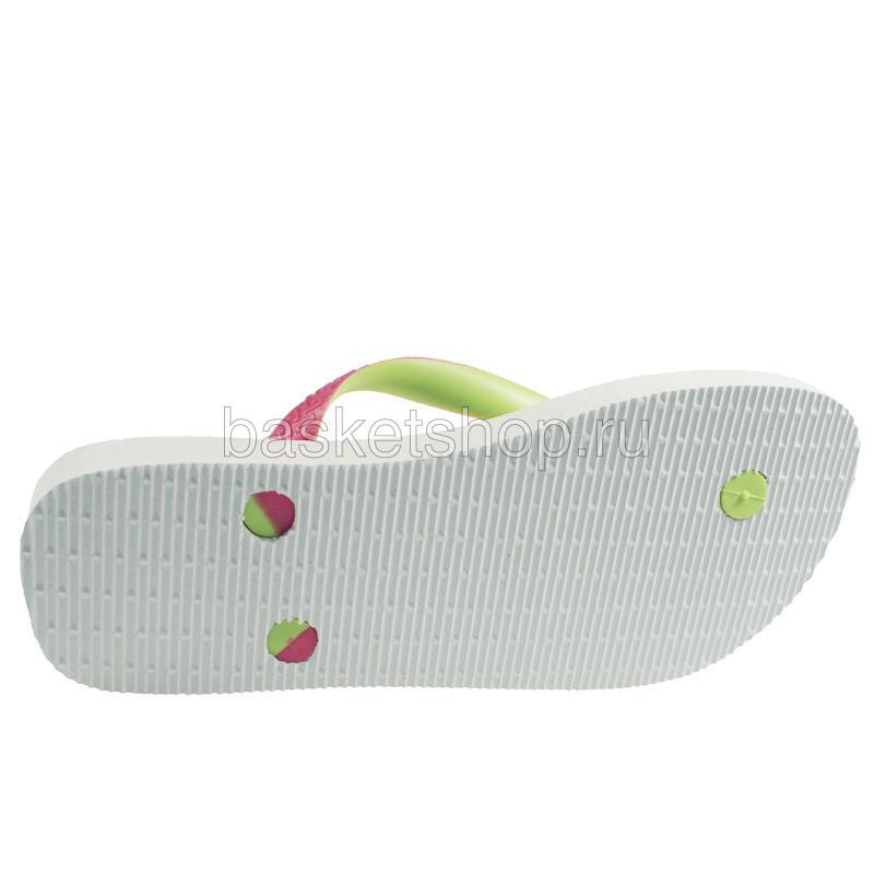 белые, розовые, зеленые  сланцы top mix 4115549-0001 - цена, описание, фото 4