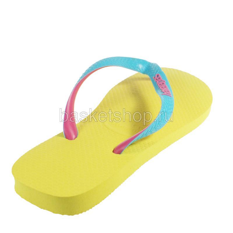 желтые, розовые, голубые  сланцы top mix 4115549-2197 - цена, описание, фото 3