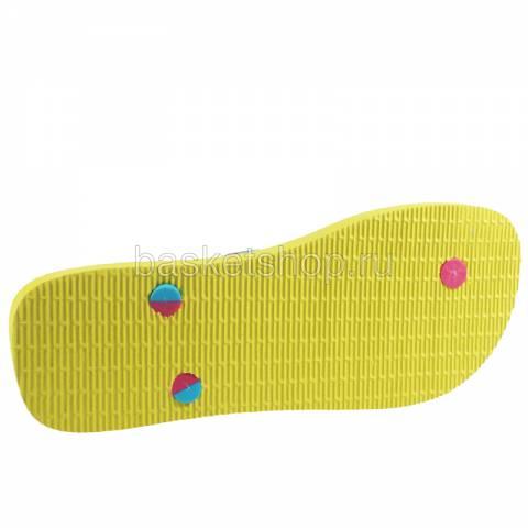 желтые, розовые, голубые  сланцы top mix 4115549-2197 - цена, описание, фото 4