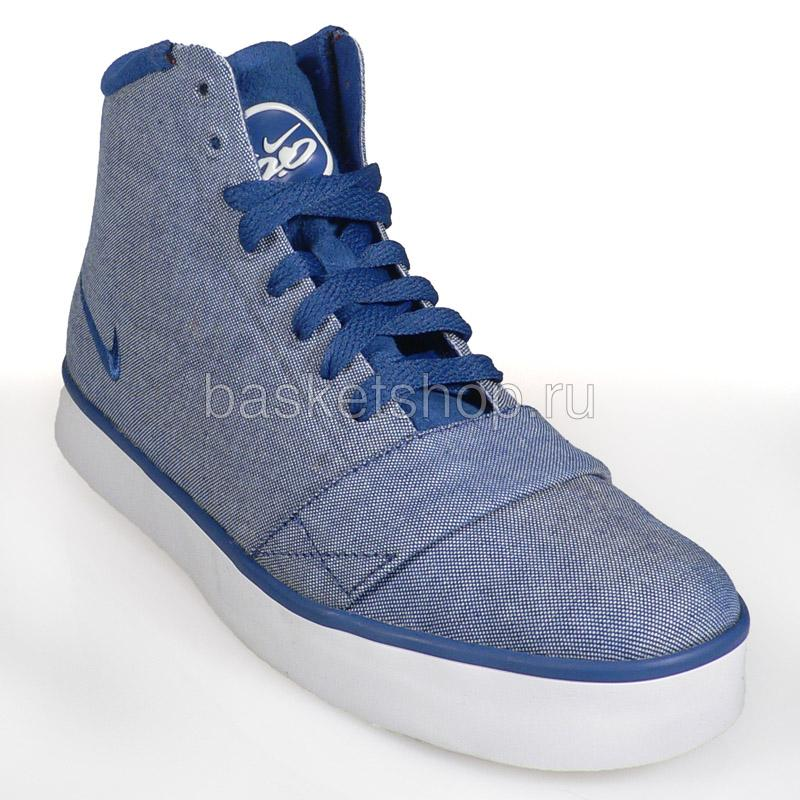 WMNS Balsa MidКроссовки lifestyle<br>текстиль, резина<br><br>Цвет: синий, белый<br>Размеры US: 7.5<br>Пол: Женский