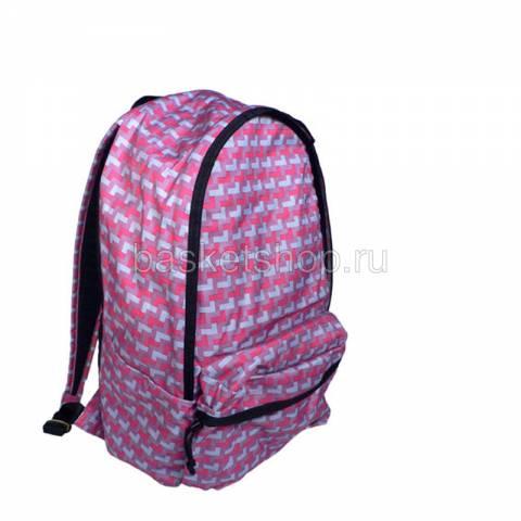 Рюкзак лакированный NIKE Nike, серебро, N.