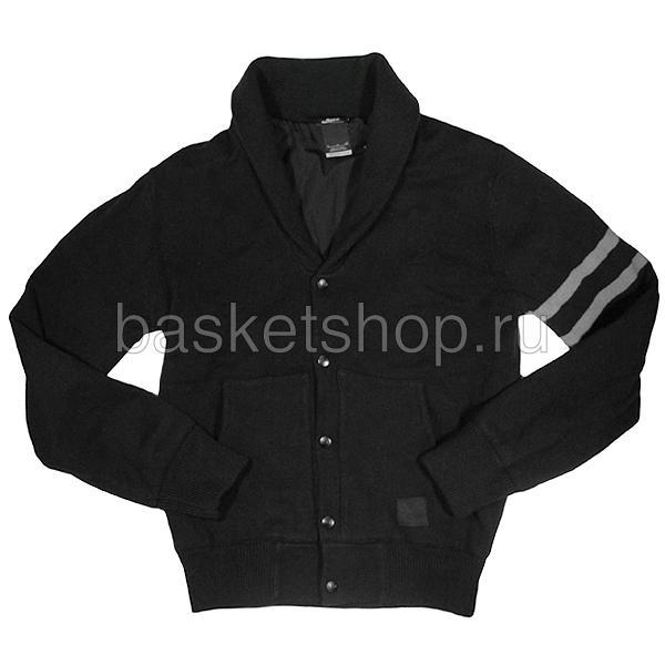 NSW Varsity CardiganТолстовки свитера<br>хлопок, полиэстер<br><br>Цвет: черный, серый<br>Размеры US: L