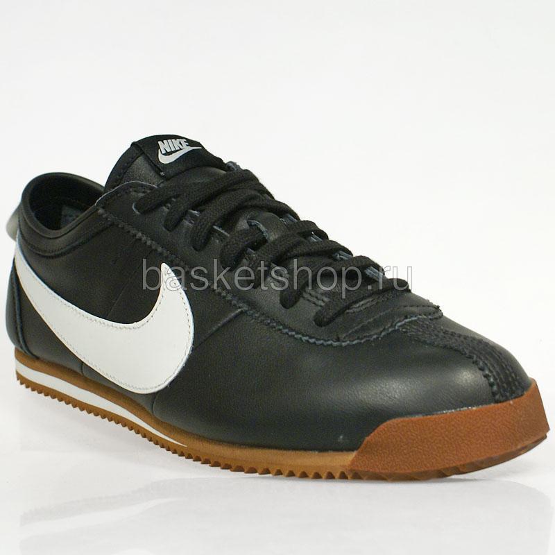 sports shoes 7cd4a 0f856 Мужской Кроссовки Cortez Classic OG Leather от Nike (487777-002) оригинал -  купить по цене 4100 руб. в интернет-магазине Streetball