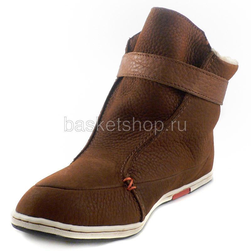 женский коричневый  air booty 510317613 - цена, описание, фото 3