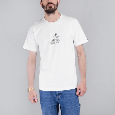 Футболка Undftd TRUE STORY TEE WHITE