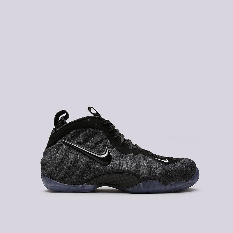 Кроссовки Nike Air Foamposite ProКроссовки баскетбольные<br>Текстиль, синтетика, резина, пластик<br><br>Цвет: Серый<br>Размеры US: 7.5;8;8.5;9;9.5<br>Пол: Мужской