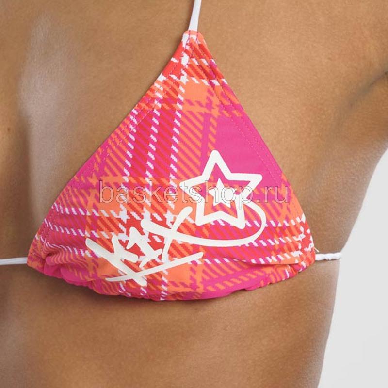 Купить женский розовый  bootylicious bikini в магазинах Streetball изображение - 3 картинки