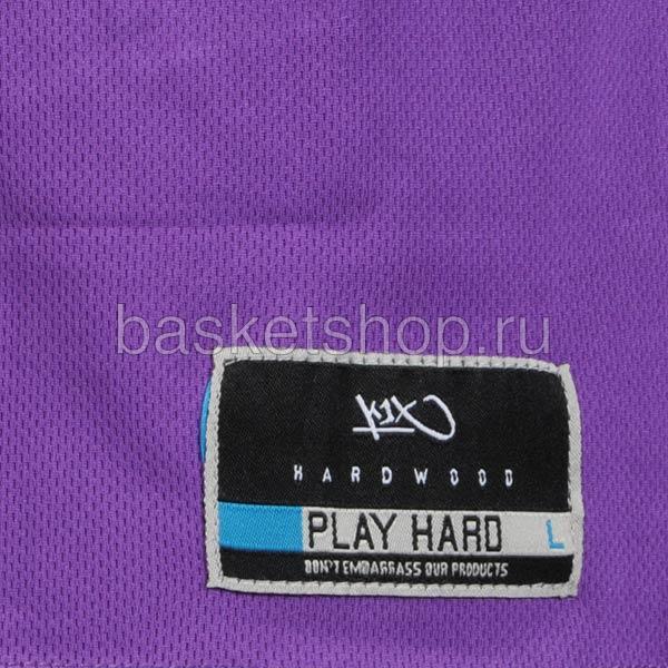 Майка Hardwood double x jersey от Streetball