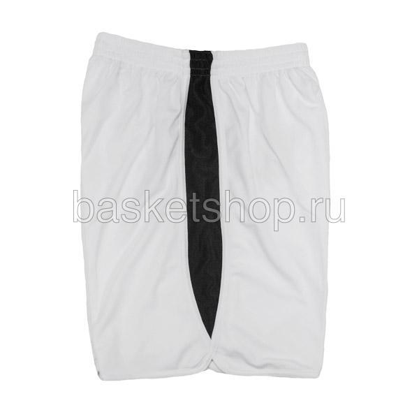 мужской белый  hardwood intimidator shorts 7400-0001/1000 - цена, описание, фото 2