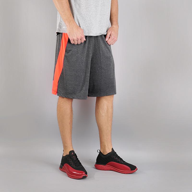 Шорты Nike M NK DRY SHORT FLY 9INШорты<br>Полиэстепр<br><br>Цвет: Серый<br>Размеры US: S;2XL<br>Пол: Мужской