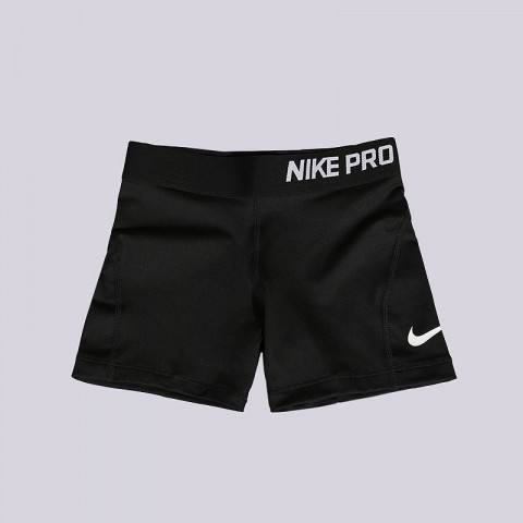 Шорты Nike Pro Big Kids` (Girls`) Training Shorts