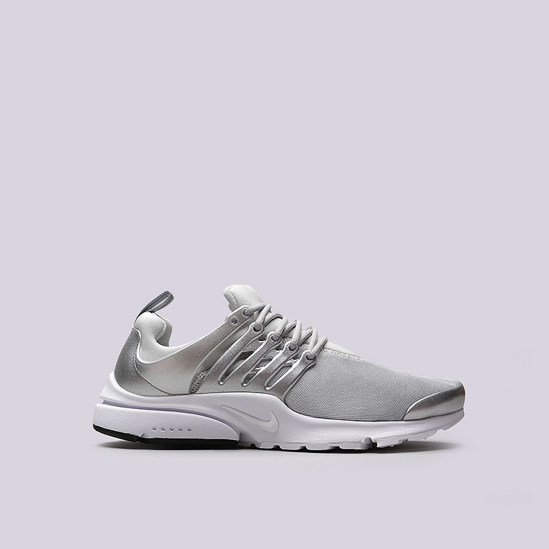 Кроссовки Nike Air Presto PremiumКроссовки lifestyle<br>Текстиль, пластик, резина<br><br>Цвет: Серый<br>Размеры US: 8;9;10;11;13<br>Пол: Мужской