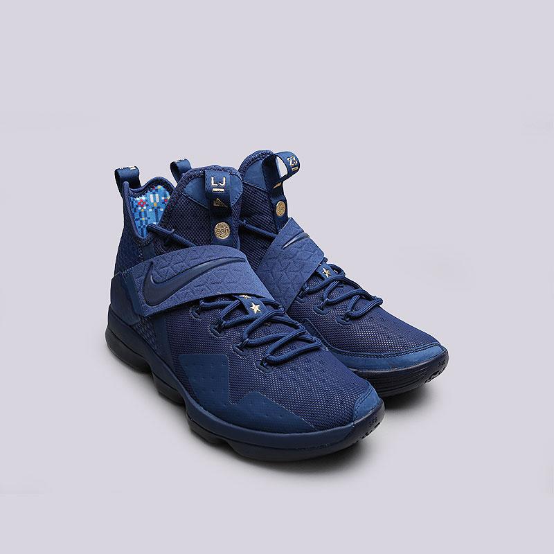 Кроссовки Nike Lebron XIV LMTD от Streetball