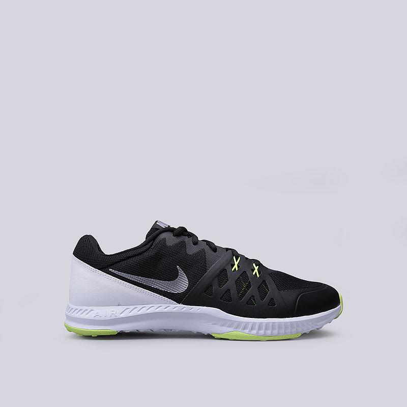 Кроссовки Nike Air Epic Speed TR IIКроссовки lifestyle<br>Кожа, текстиль, синтетика, резина, пластик<br><br>Цвет: Черный<br>Размеры US: 8;8.5;9;9.5;10.5;11;11.5;12;12.5;13<br>Пол: Мужской