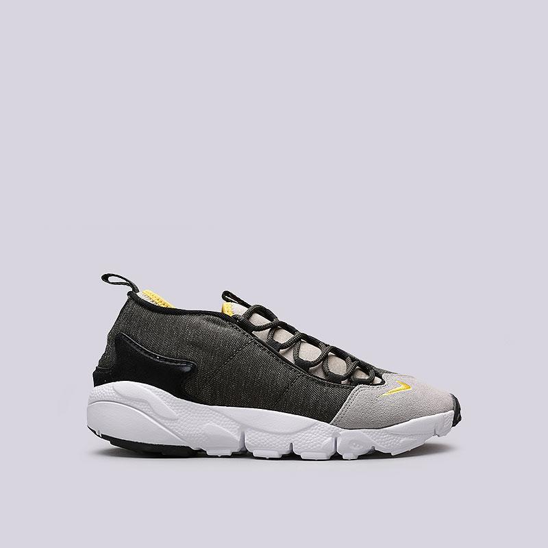 Кроссовки Nike Sportswear Air Footscape NMКроссовки lifestyle<br>Текстиль, синтетика, пластик, резина<br><br>Цвет: Серый<br>Размеры US: 8;8.5;9;9.5;10;10.5;11.5;12<br>Пол: Мужской