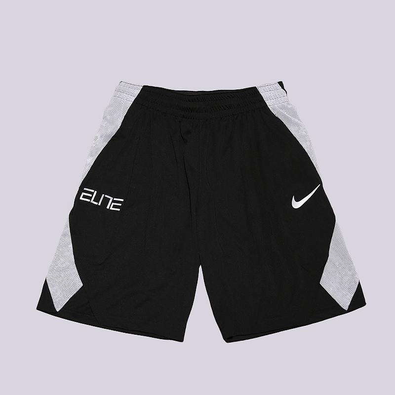 Шорты Nike Dry Elite Womens Basketball ShortsШорты<br>100% полиэстер<br><br>Цвет: Черный<br>Размеры US: XS;S;M;L<br>Пол: Женский