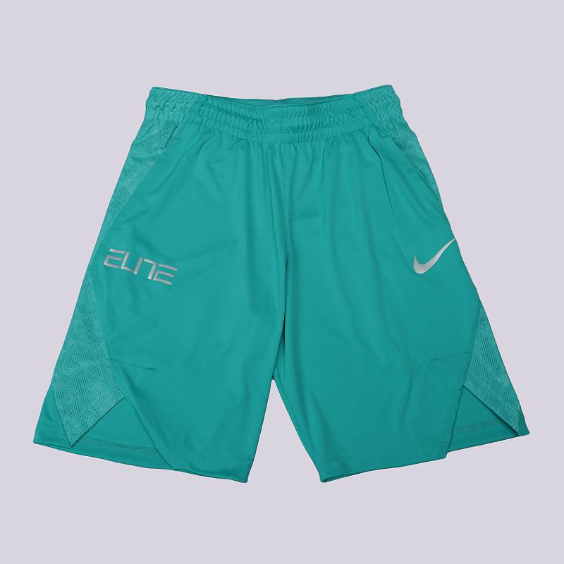 Шорты Nike Dry Elite Womens Basketball ShortsШорты<br>100% полиэстер<br><br>Цвет: Бирюзовый<br>Размеры US: XS<br>Пол: Женский