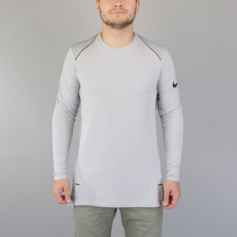 Лонгслив Nike Dry Hyper Elite Men's Long-Sleeve Basketball Top