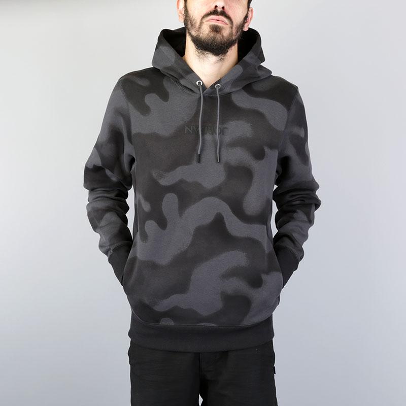 Толстовка Jordan Lifestyle P51Толстовки свитера<br>Хлопок, полиэстер, эластан<br><br>Цвет: Черный<br>Размеры US: S;M;L;XL<br>Пол: Мужской