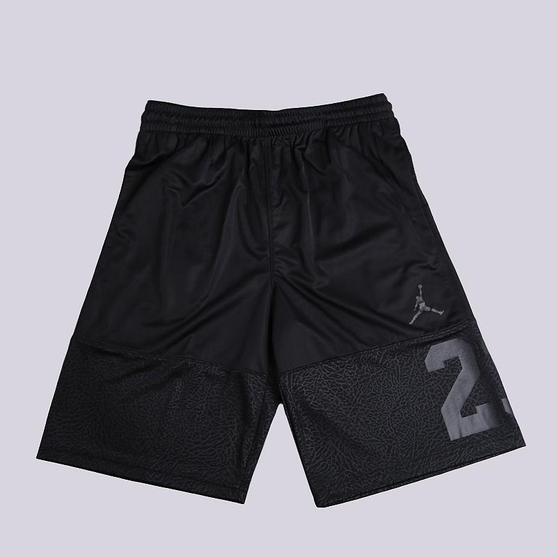 Шорты Jordan Rise 23 ShortШорты<br>100% полиэстер<br><br>Цвет: Черный<br>Размеры US: S;M;L;XL<br>Пол: Мужской