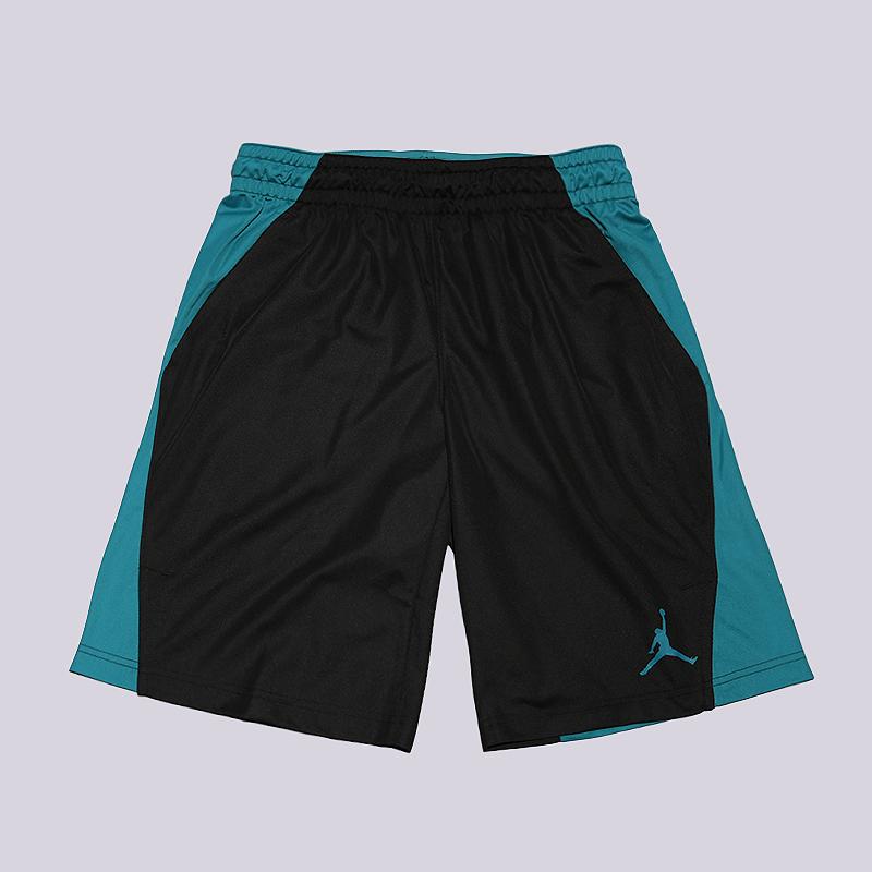 Шорты Jordan Flight Basketball ShortsШорты<br>100% полиэстер<br><br>Цвет: Черный, голубой<br>Размеры US: S;M;L;XL;2XL<br>Пол: Мужской